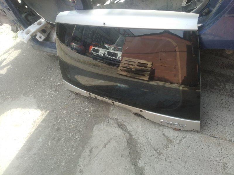 Стекло двери задней Honda Capa GA4 D15B заднее