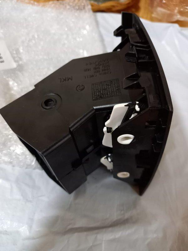 Решетка вентиляционная Skoda Octavia A5 BVY задняя