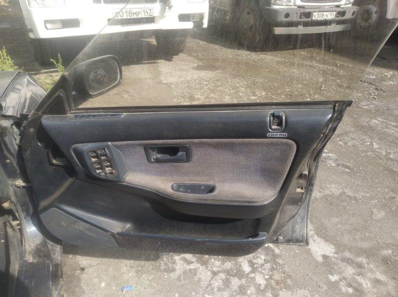 Дверь боковая Honda Integra DA8 B16A передняя правая