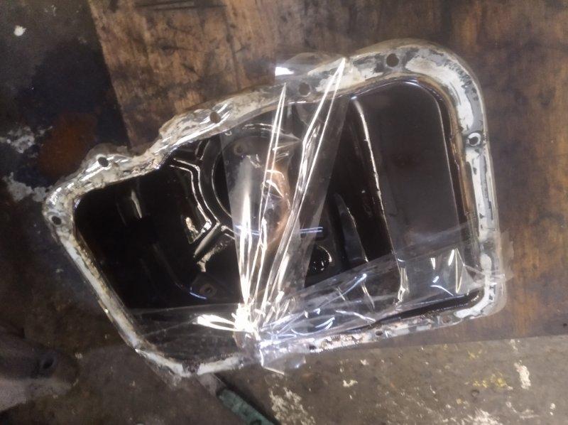 Поддон двигателя Mazda Familia BJ5W ZLVE
