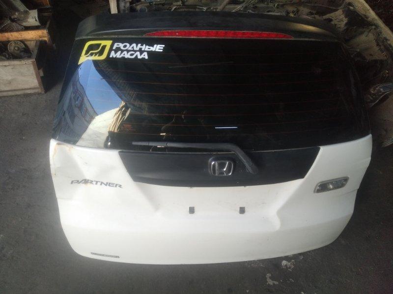 Стекло двери задней Honda Partner GJ3 L15A