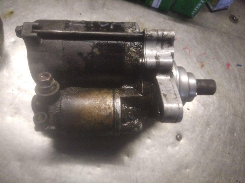 Стартер Honda Integra DA8 B16A