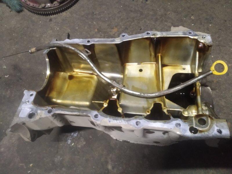 Поддон двигателя Toyota Corolla ZRE 151 1ZR-FAE