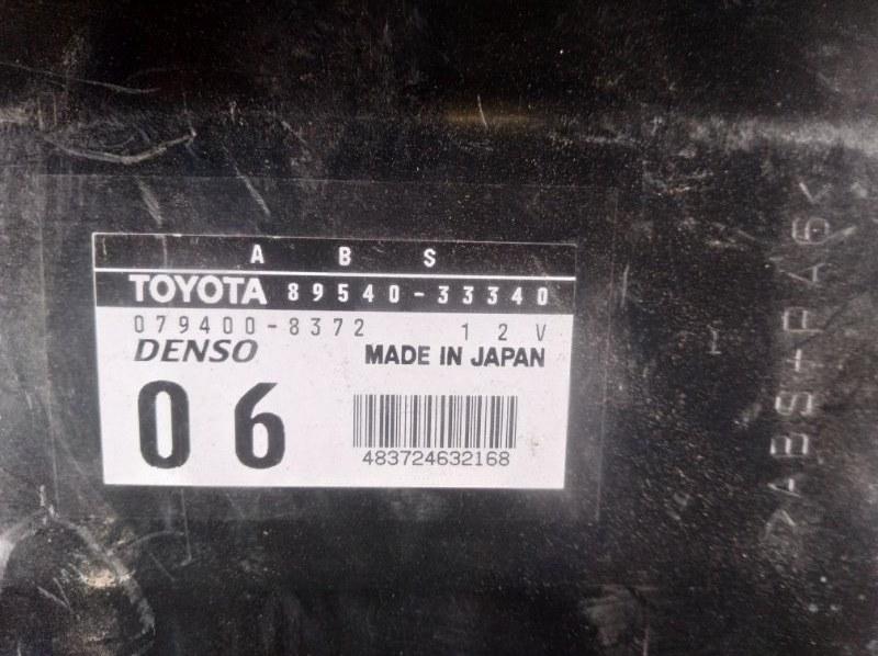 Блок управления abs Toyota Camry ACV30 2AZ FE