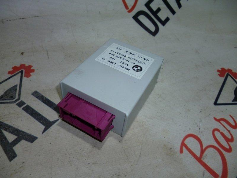 Блок управления угла наклона фар (корректор фар) BMW контр.