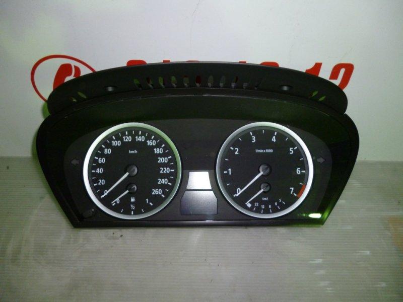Панель приборов BMW 5 E60 контр.