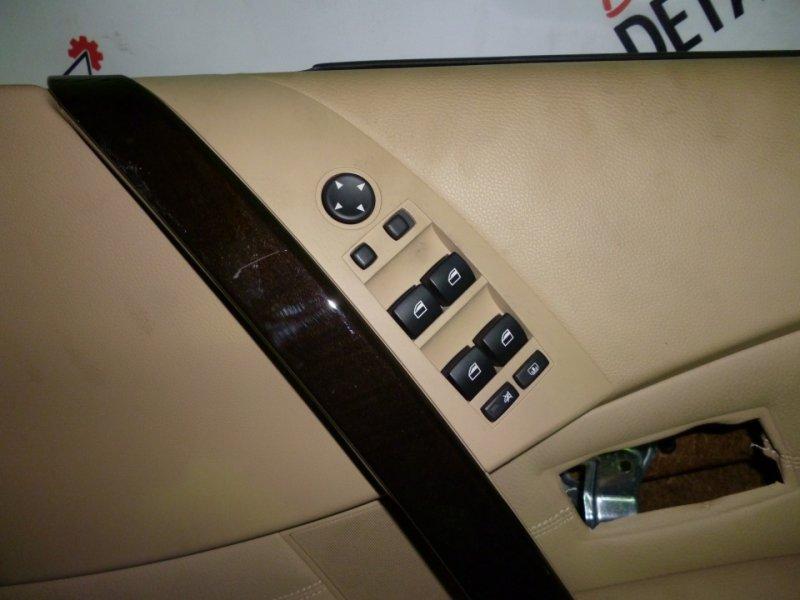 Блок управления стеклоподъемниками BMW E60 контр.