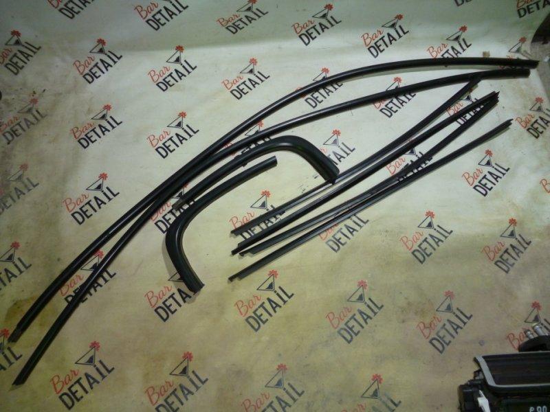 Декоративная планка боковины П BMW e90 контр.