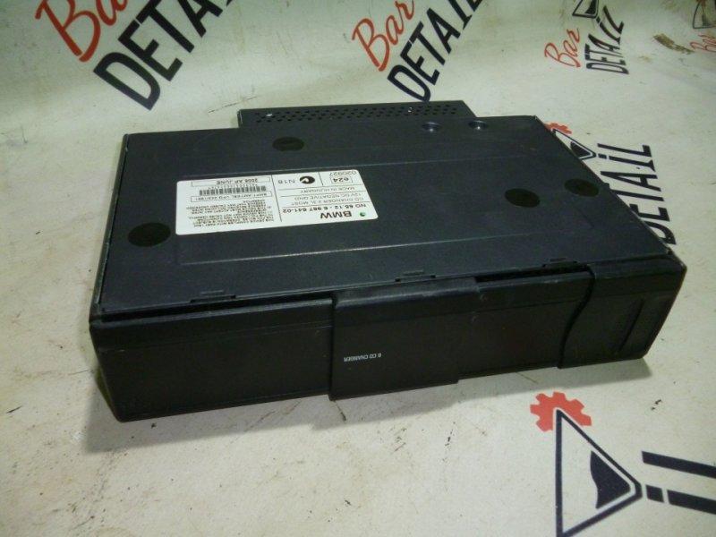 Cd-чейнджер с кассетой BMW 3 E90, контр.