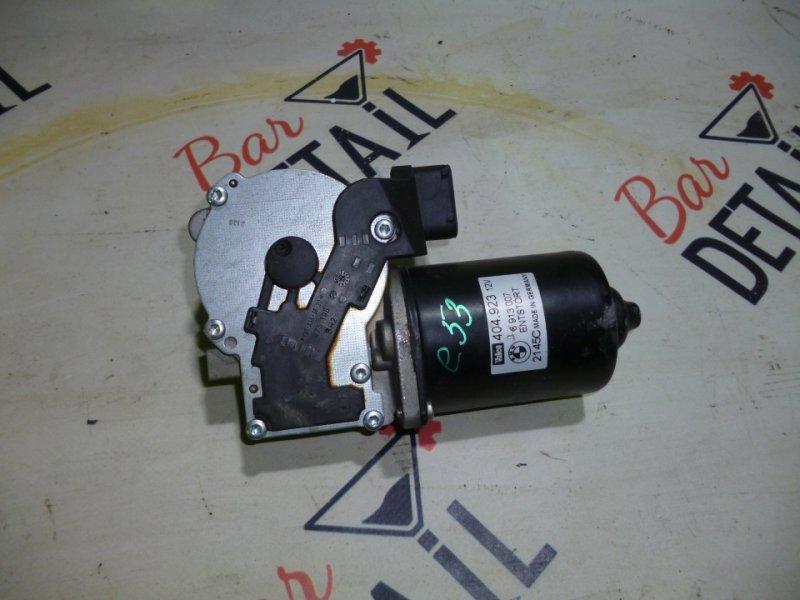 Мотор стеклоочистителя BMW х5 E53, контр.