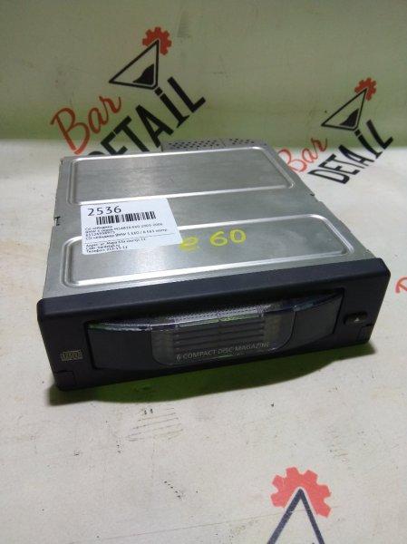 CD-чейнджер BMW 5 E60 / 6 E63 контр.