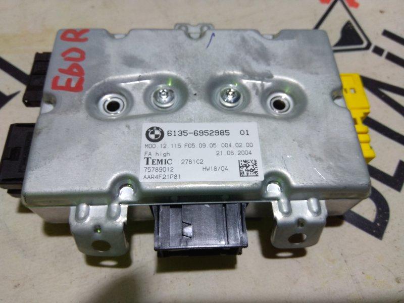 Блок управления двери Bmw 5 Серия E60 N62B44 2004 передний правый