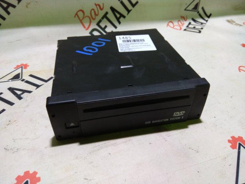 Блок системы навигации DVD ROM BMW 5 E39 контр.