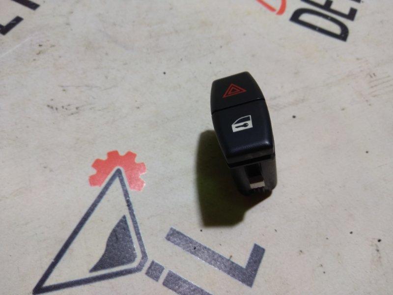 Кнопка аварийной сигнализации BMW 5 E60 контр.