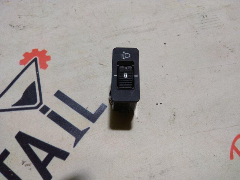 Кнопка регулировки угла наклона фар BMW 5 E39 контр.