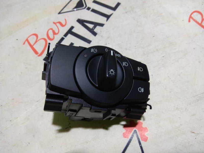 Переключатель света фар BMW e90 контр.