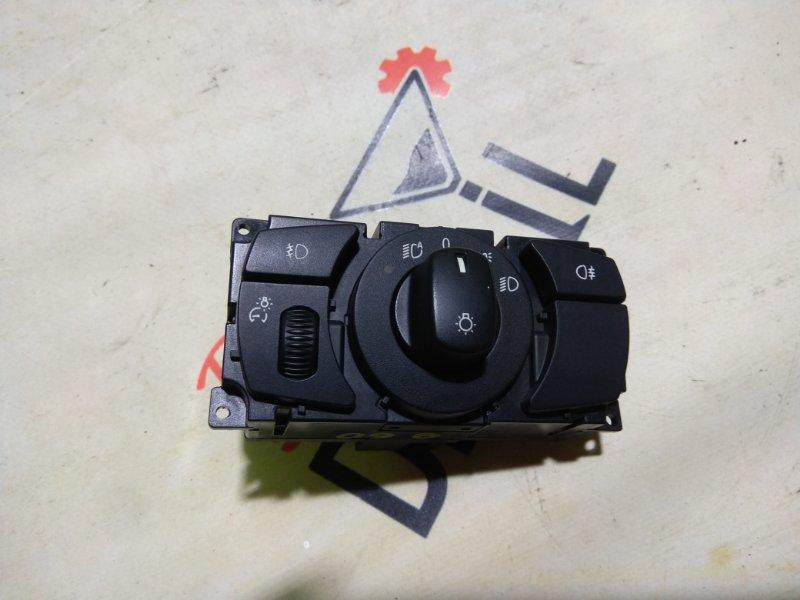 Блок управления освещением BMW 5-Series E60 контр.