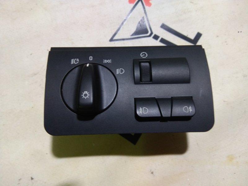 Блок управления освещением BMW х5 E53, контр.