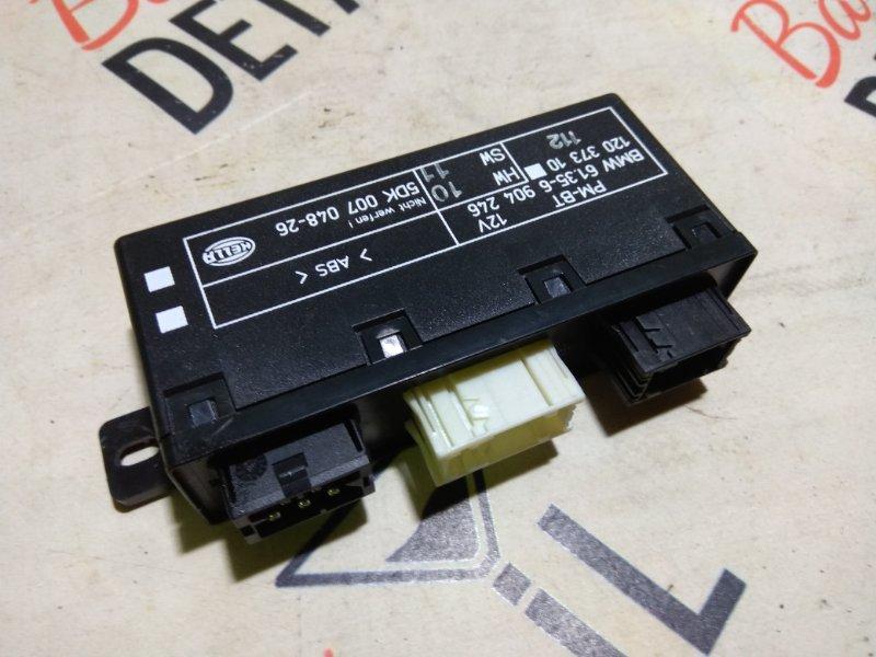 Блок управления BMW 5-Series контр.