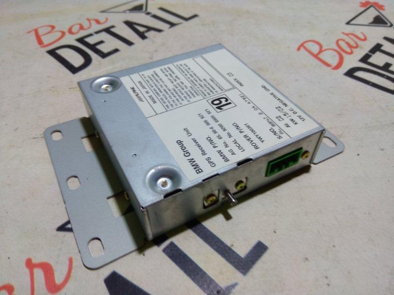 Блок управления навигацией Принимающий модуль GPS BMW 5 E39 X5e53 контр.
