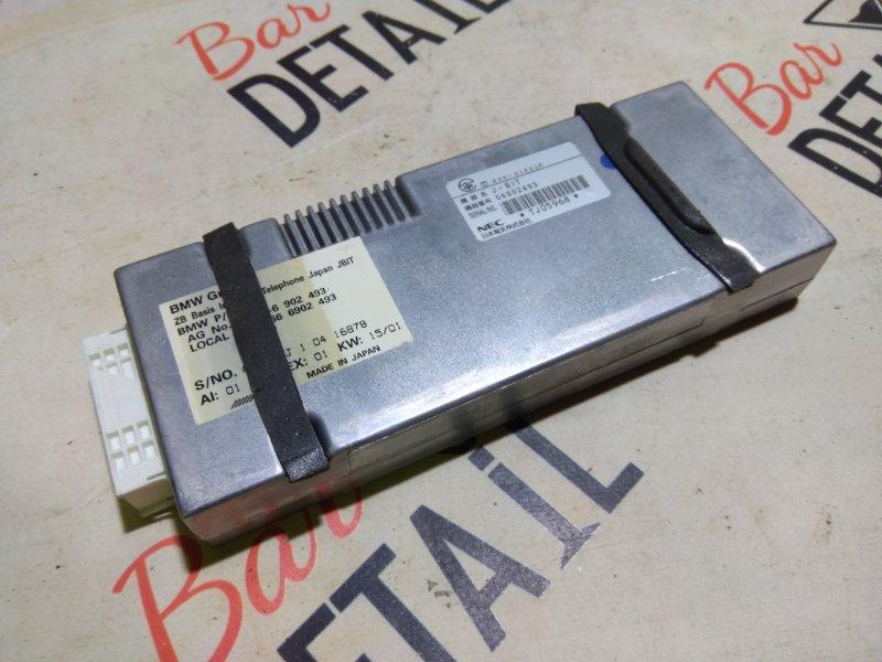 Блок управления Bmw 5 Серия E39 M54B30 2001 задний