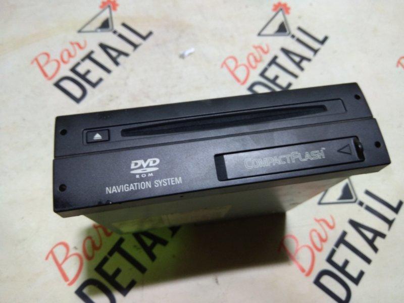 Блок системы навигации dvd rom Bmw 5 Серия E60 M54B30 2003