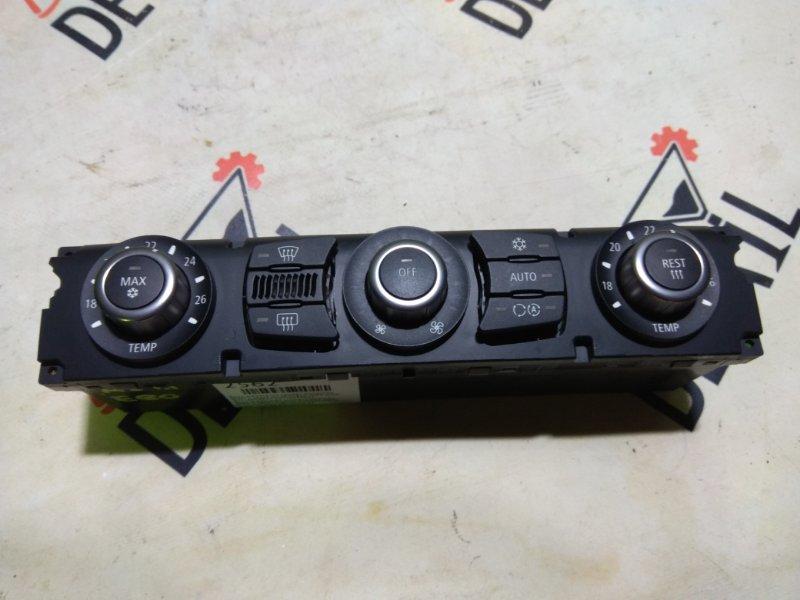 Блок управления климат-контролем BMW 5 Series 5-series E60/E61 контр.