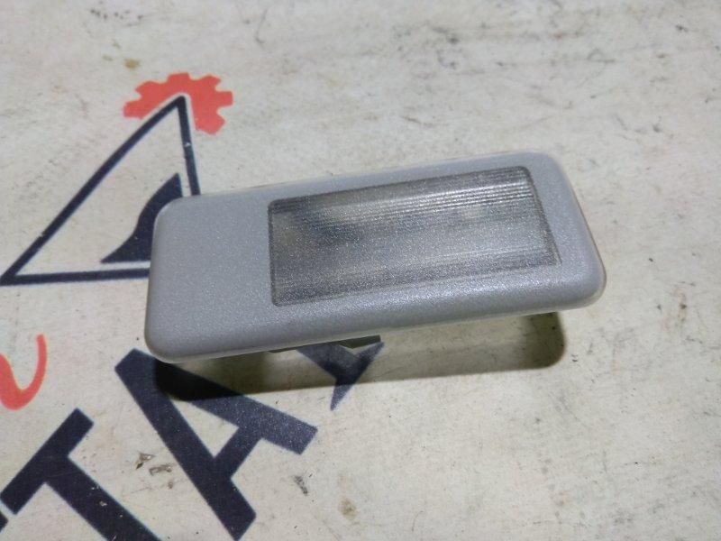 Плафон подсветки зеркала Левый серый BMW х5 E53, контр.