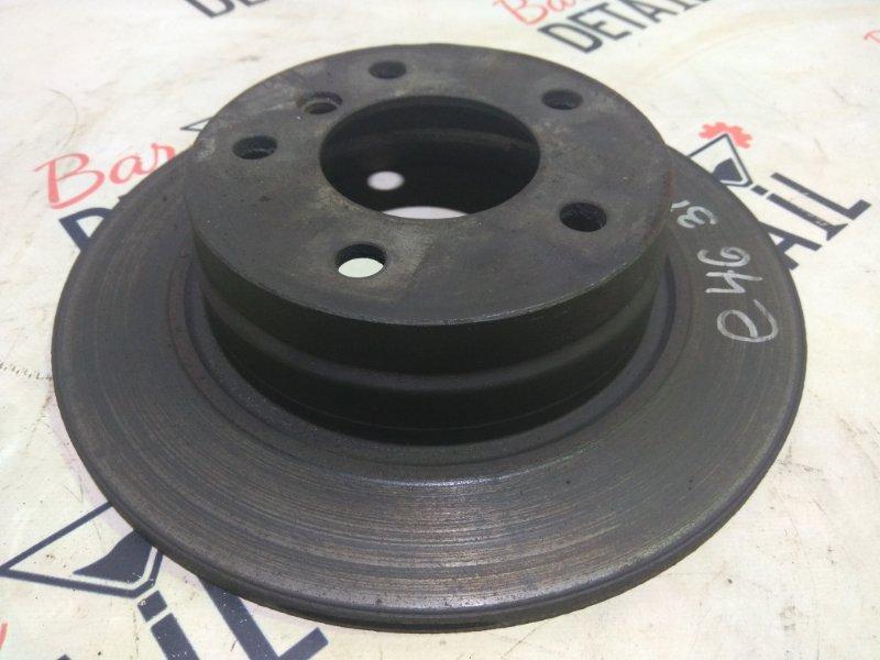 Тормозной диск, задний BMW 3-Series 280*10 контр.