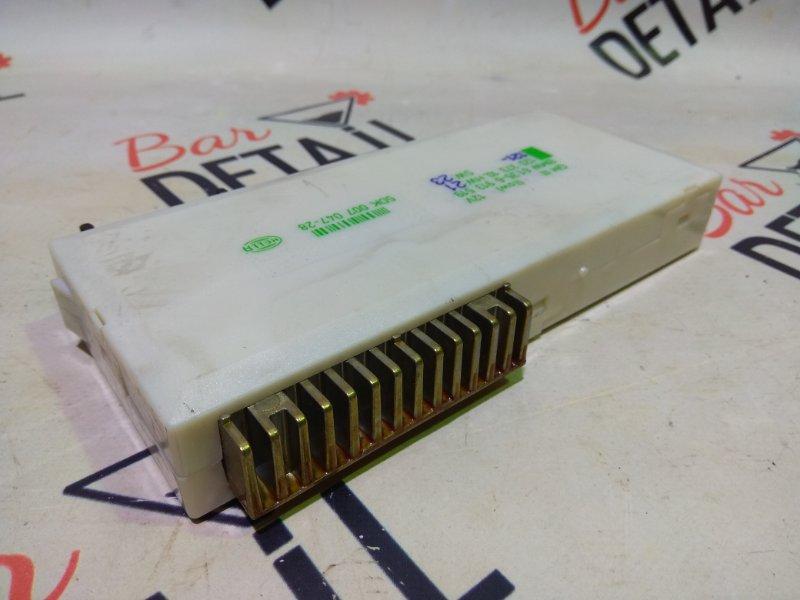 Блок управления комфорта Bmw 5 Серия E39 M54B30 2001