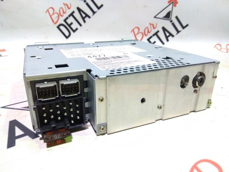 Блок управления радиоприёмником Bmw 5 Серия E39 M54B30 2001