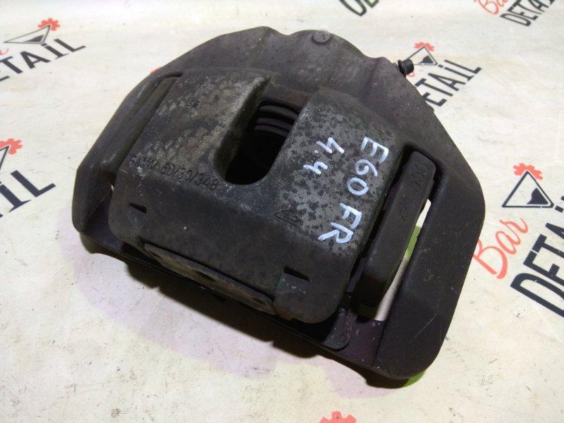 Суппорт тормозной Bmw 5 Серия E60 N62B44 2004 передний правый