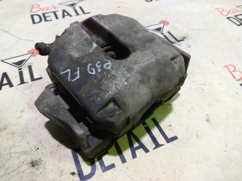 Суппорт тормозной Bmw 5 Серия E39 M54B25 2002 передний левый