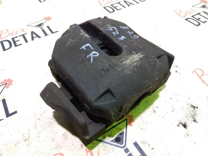Суппорт тормозной Bmw 5 Серия E39 M52B28TU 1998 передний правый