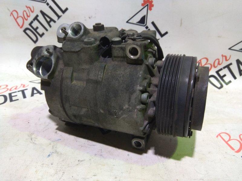 Компрессор кондиционера Bmw 5 Серия E39 M52B28TU 1998