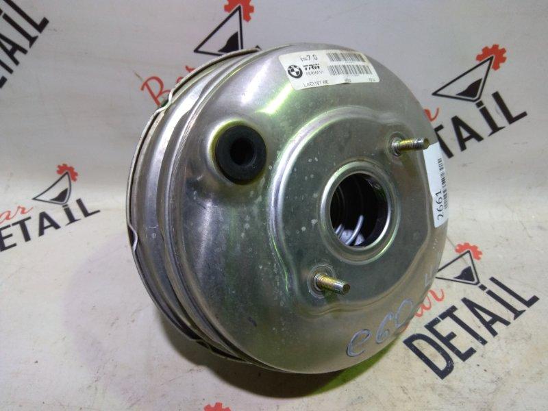 Вакуумный усилитель тормозов BMW 5-series E60/E611 контр. 4,4