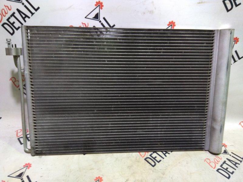 Радиатор кондиционера BMW e60  контр