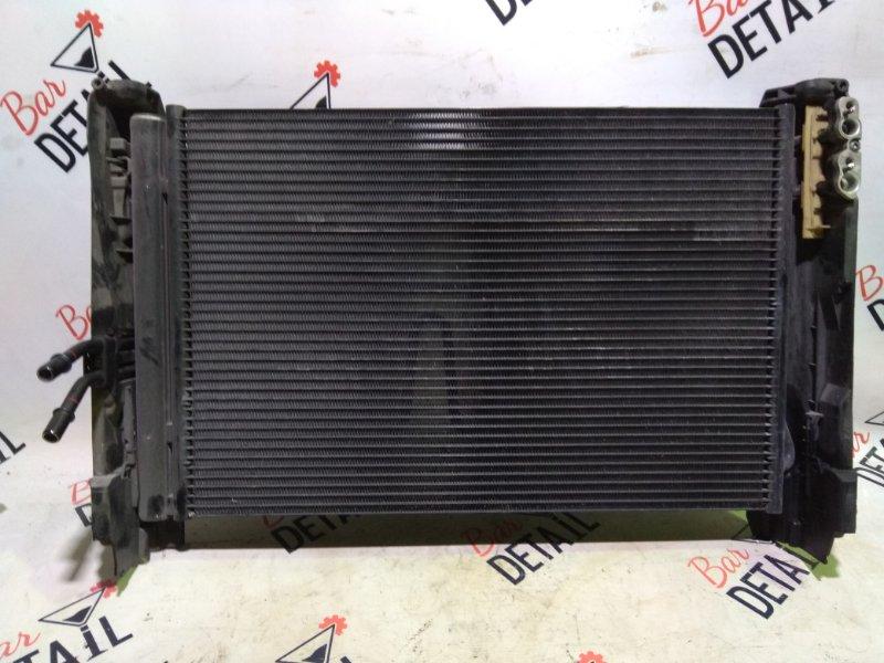 Радиатор кондиционера  BMW E90 контр.