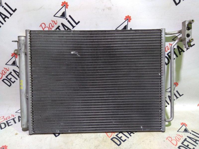 Радиатор кондиционера  BMW х5 E53, контр.