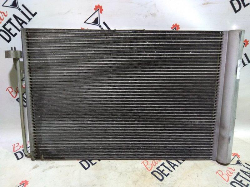 Радиатор кондиционера Bmw 5 Серия E60 N62B44 2004