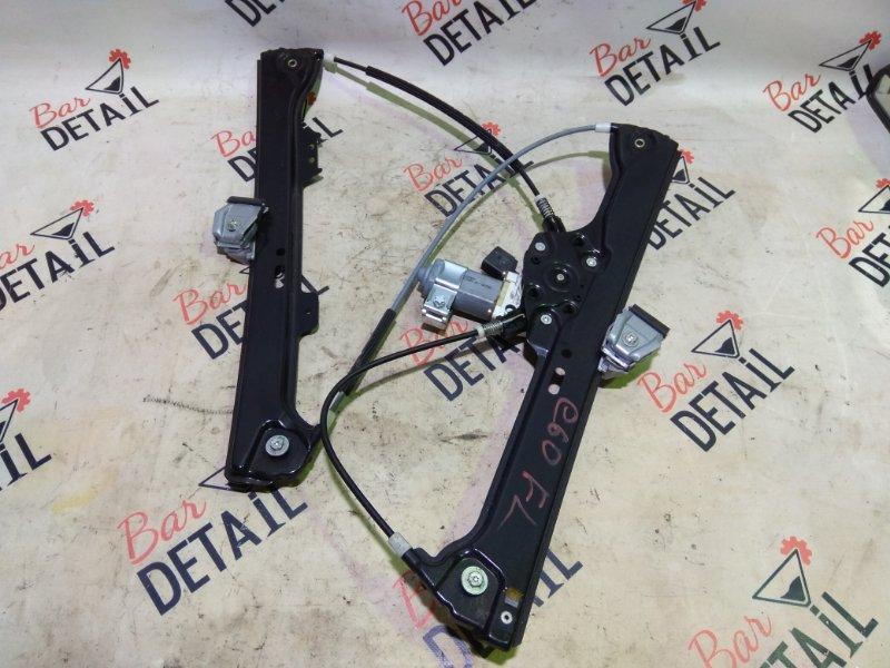 Стеклоподъемник Bmw 5 Серия E60 N52B30 2002 передний левый