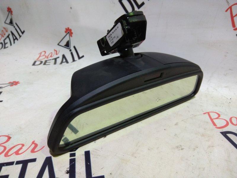 Зеркало заднего вида салонное Bmw 5 Серия E60 N62B44 2004