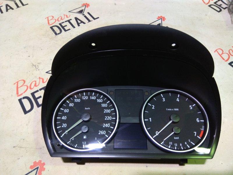 Щиток приборный (панель приборов) BMW e90 контр.
