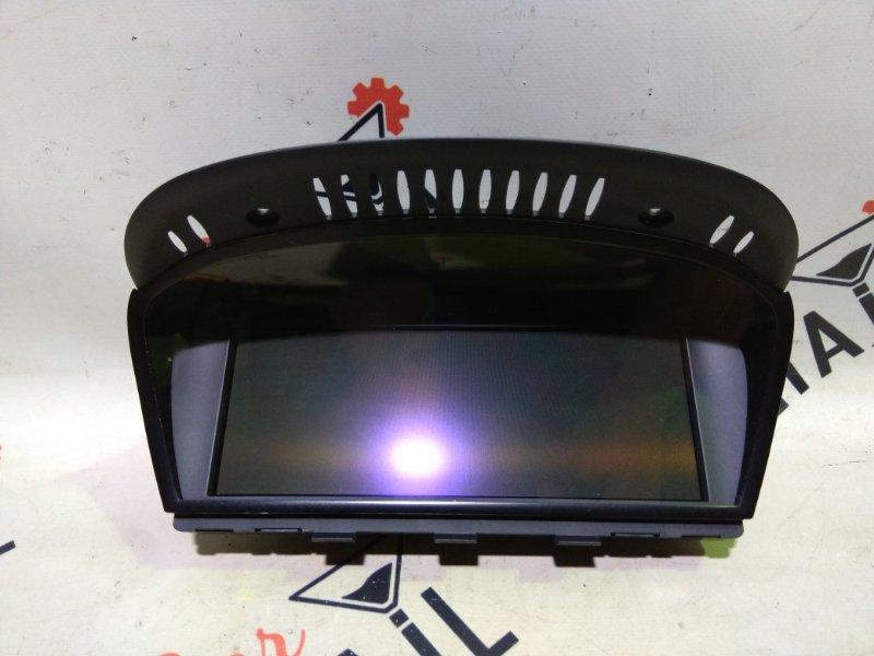 Дисплей информационный телевид. Professional  BMW 5 E60/E61 контр.