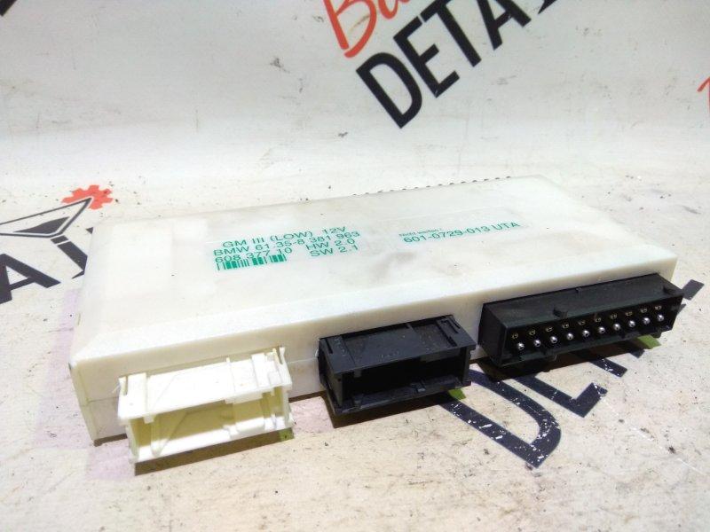 Блок управления комфорта Bmw 5 Серия E39 M52B28TU 1998