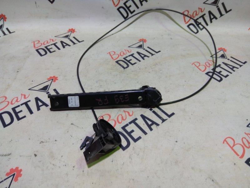 Устройство перестановки ремня безопасности Bmw 5 Серия E39 M54B30 2001 переднее правое