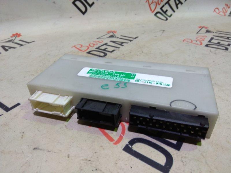 Блок управления комфорта Bmw X5 E53 M54B30 2005