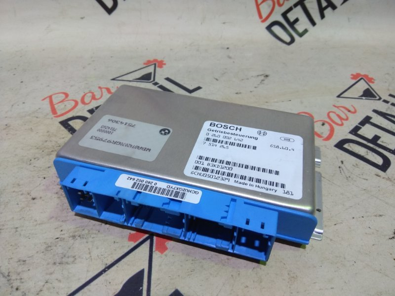 Блок управления акпп Bmw 5 Серия E39 M54B25 2001