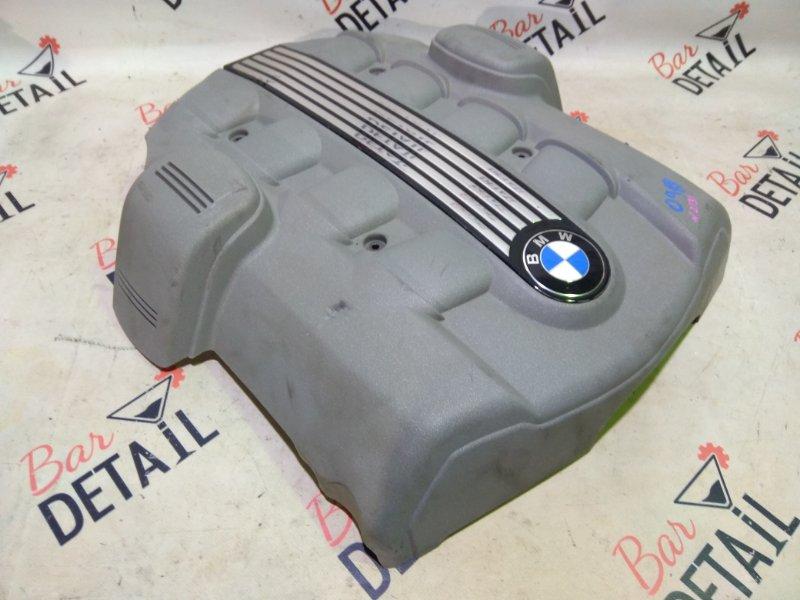 Накладка на двигатель (декоративная) e60 BMW 11617547378, N62(4.4) BMW 6-