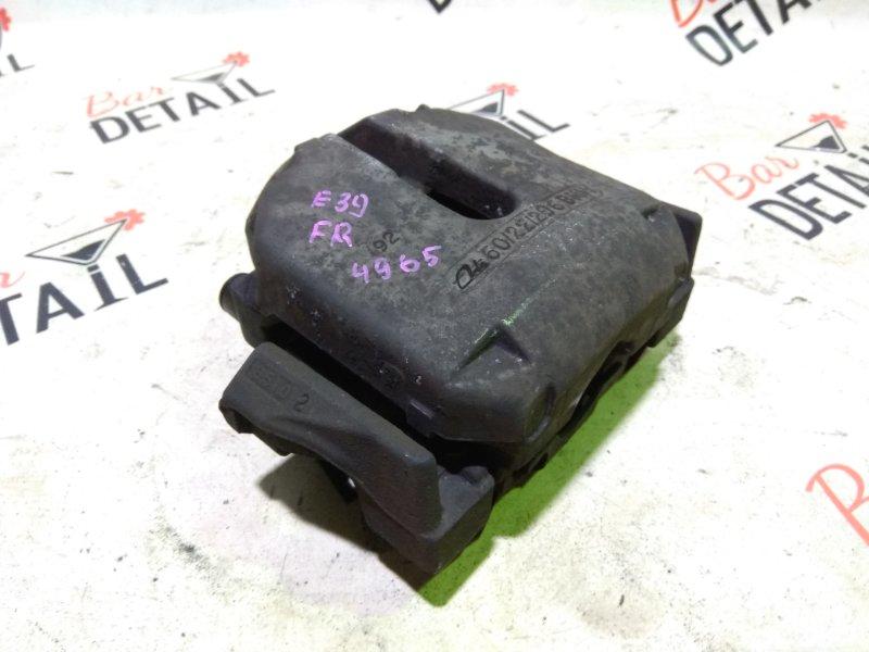 Суппорт тормозной Bmw 5 Серия E39 M54B25 2001 передний правый